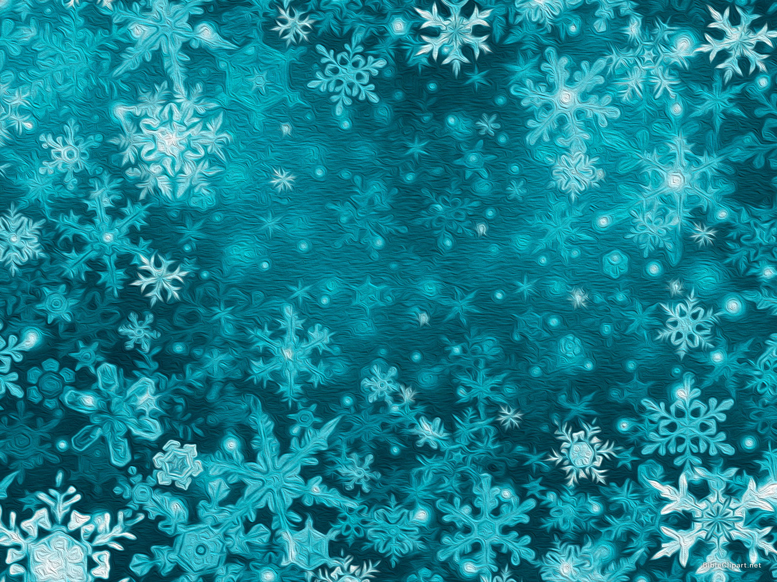 snowflakes oil painting background – bible clipart, Modern powerpoint