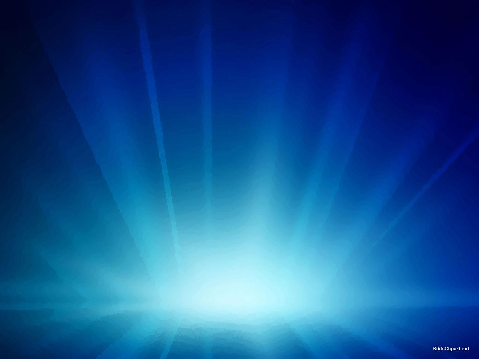 Blue Lighting Background