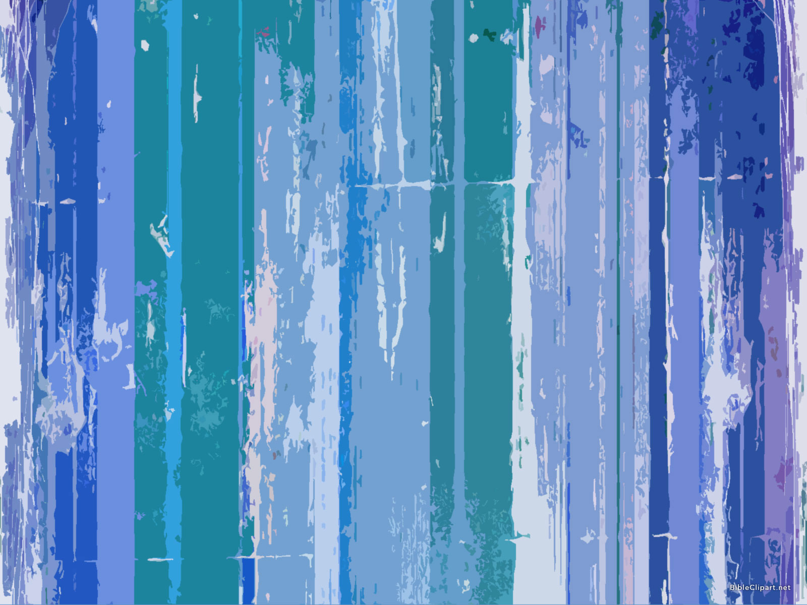 Blue Stripe Painting Background