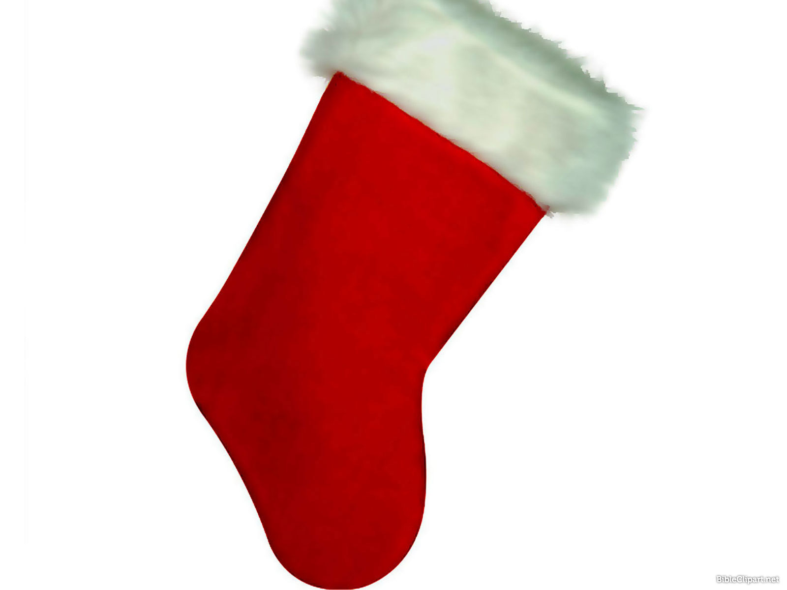 Christmas Sock Background