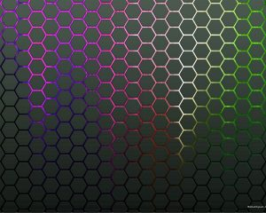 Rainbow Texture Powerpoint Background